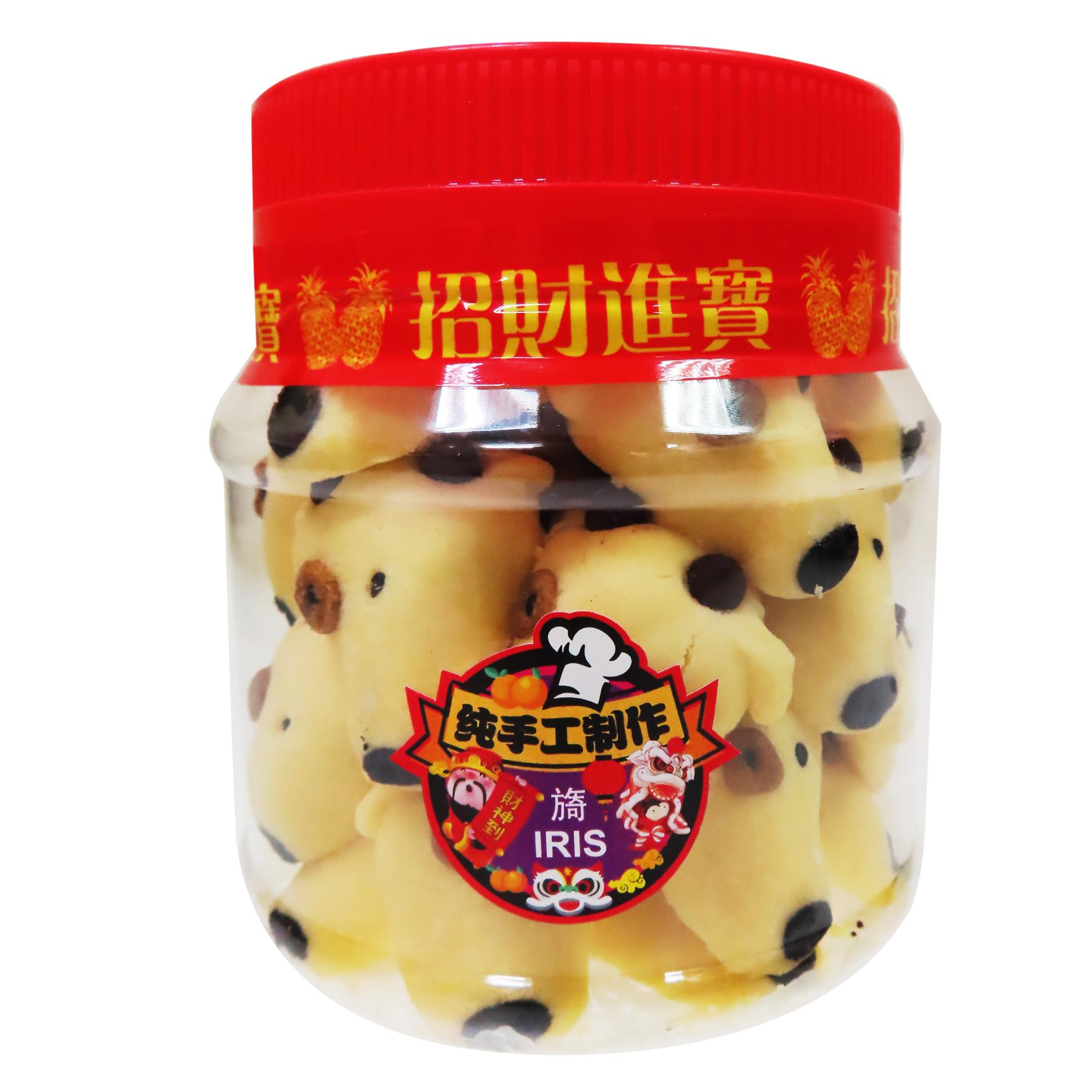 Image CNY Homemade Cookies 纯手工牛饼(十二生肖)380g