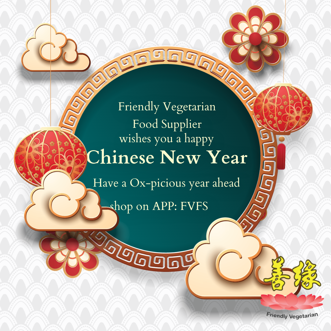 Image Schedule For Chinese New Year Year of the OX