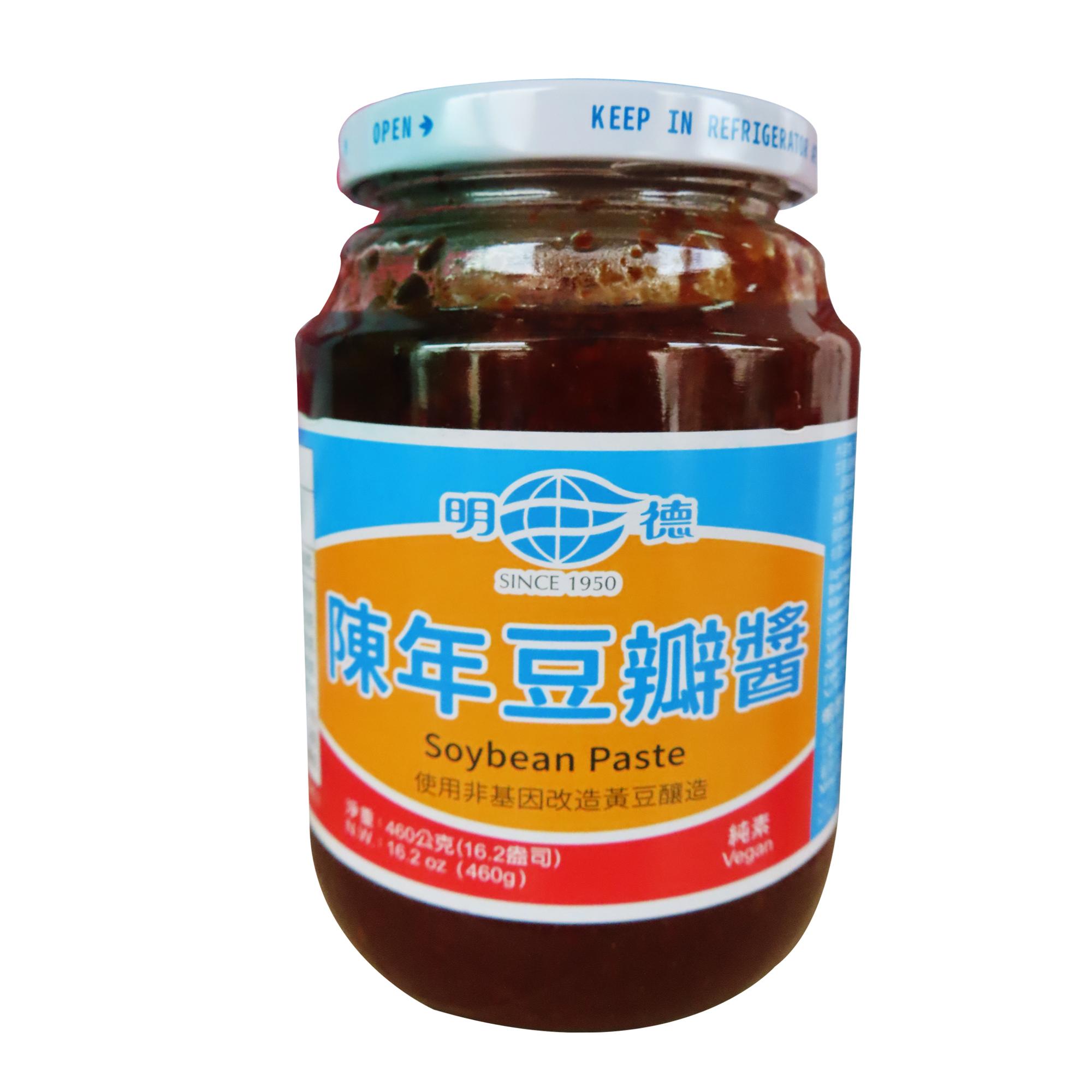 Image Soy Bean Paste 明德 - 陈年豆瓣酱 460grams