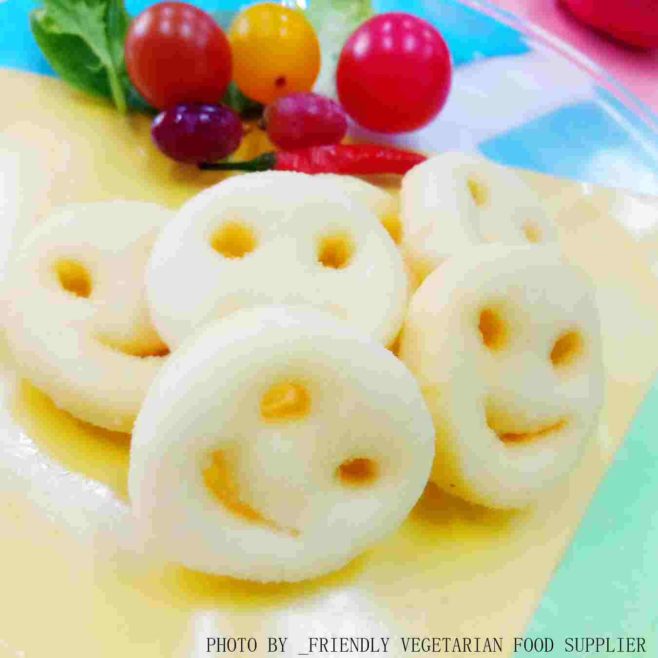 Image Smile Potato Hashbrown Smiley 善缘-微笑薯饼 600grams