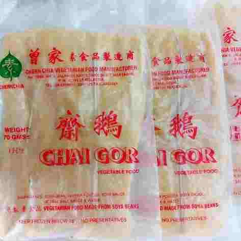 Image Chai Gor Vegetarian Goose 曾家 - 散鹅 (10pieces) 750grams