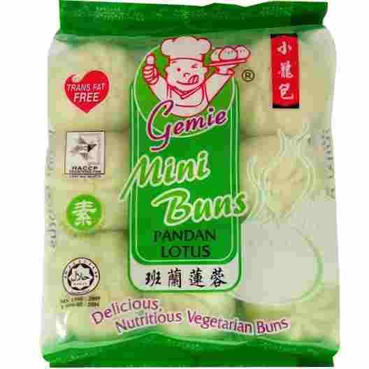 Image Mini Pandan Buns 小龙 - 班兰包 (9 pieces) 270grams