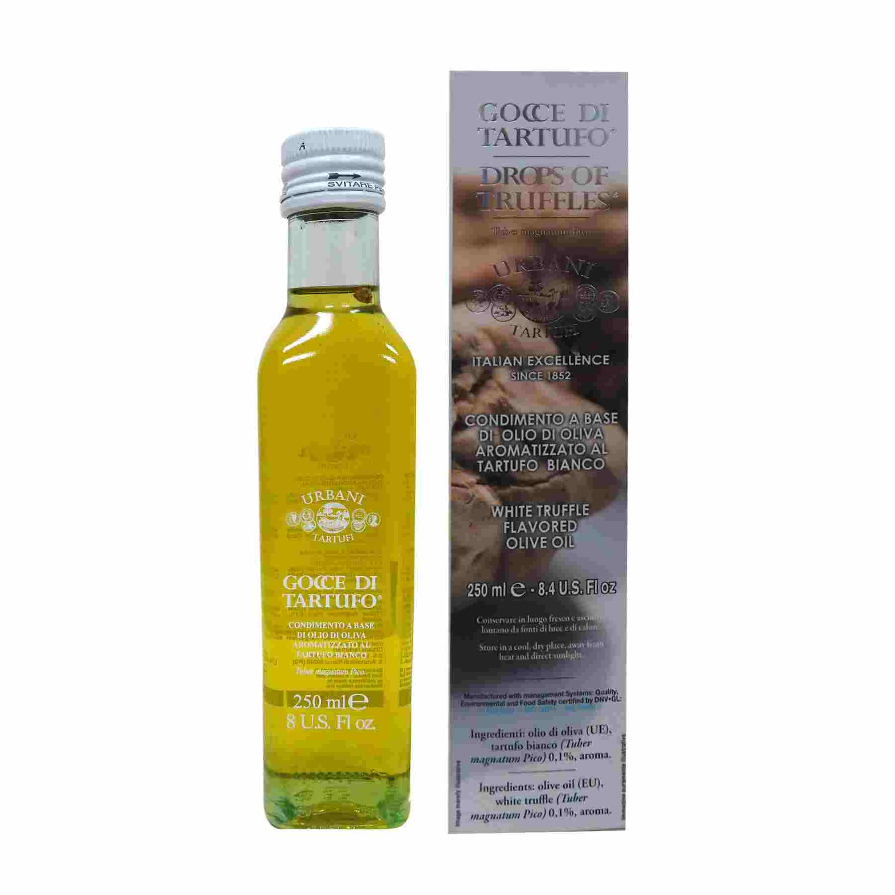 Image White Truffle Flavored Olive Oil 白松露油 250ml