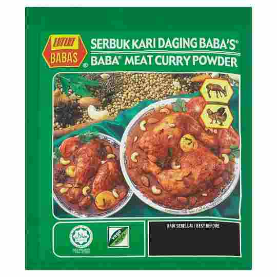 Image Baba Curry Powder 咖哩粉 1kg