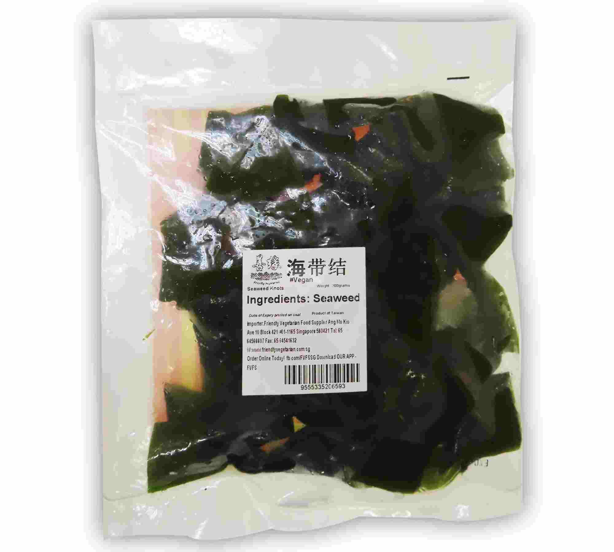 Image Seaweed 海带结 200grams