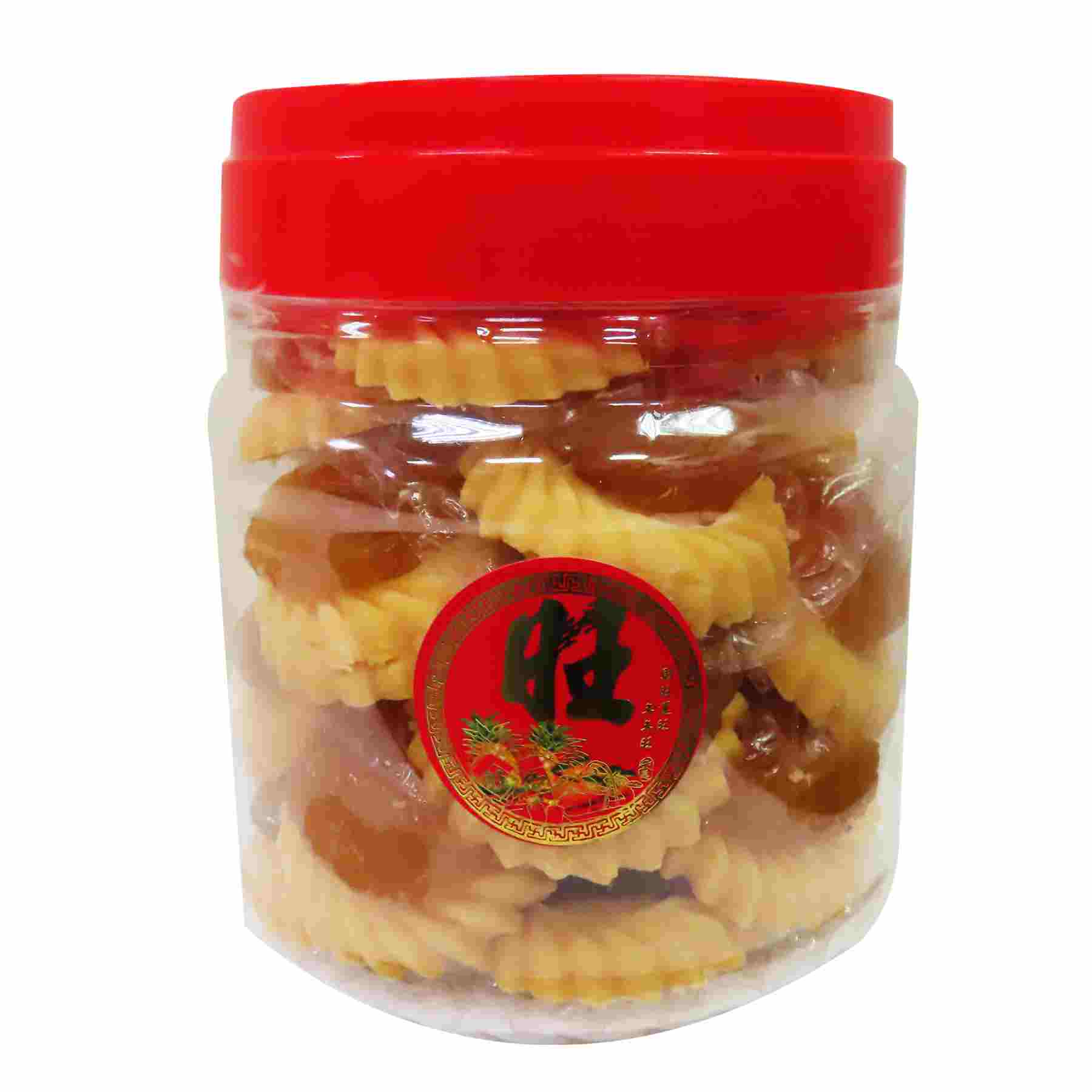 Image Pineapple Tart Pineapple tarts 黄梨达 350grams