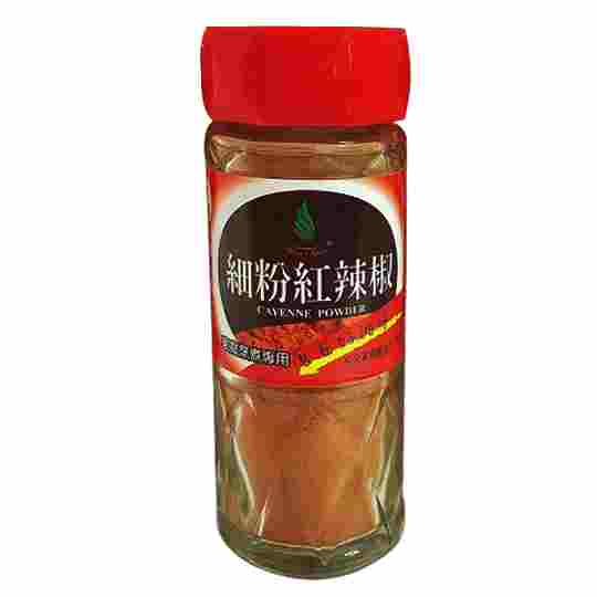 Image Cayenne Powder Chili powder 济生 - 细粉红辣椒 35grams