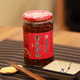 Image Vegetarian Minced Meat With Pickled Cucumber 瑞春 - 素瓜仔肉 (330grams)