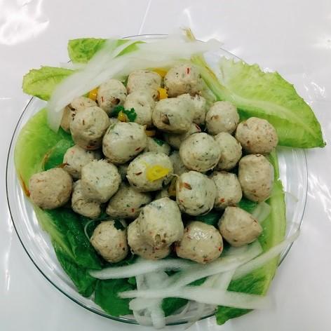 Image Vegetarian Super Ball 全家福-七彩鱼丸 900grams