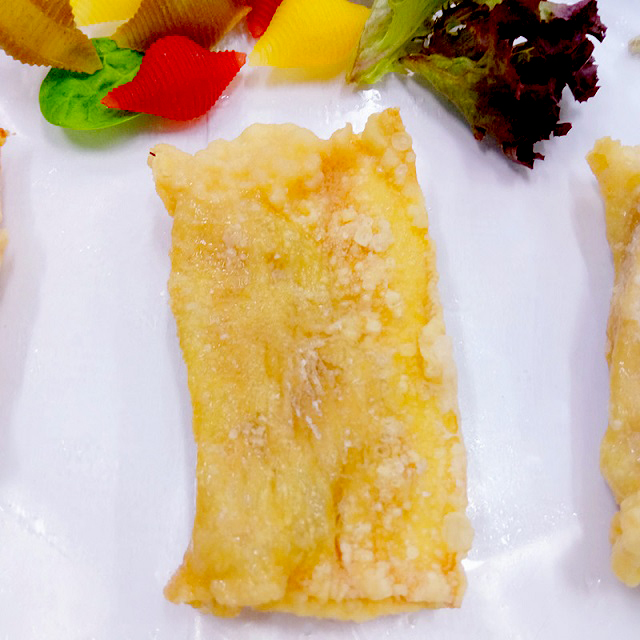Image Vegetarian Fried Yuba 善缘-炸腐竹 (30 pieces) 550grams