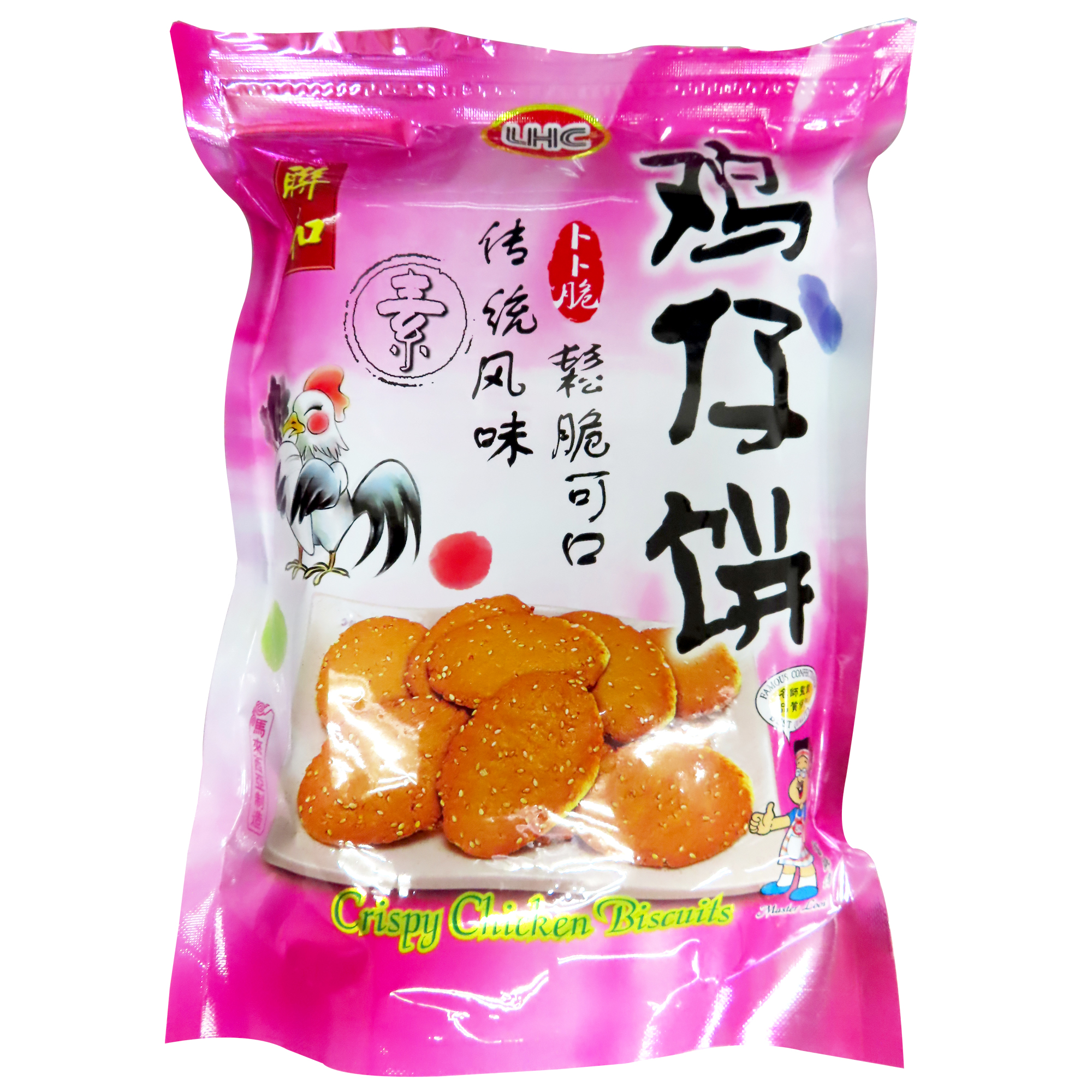 Image Crispy Chicken Biscuits 鸡仔饼 60grams