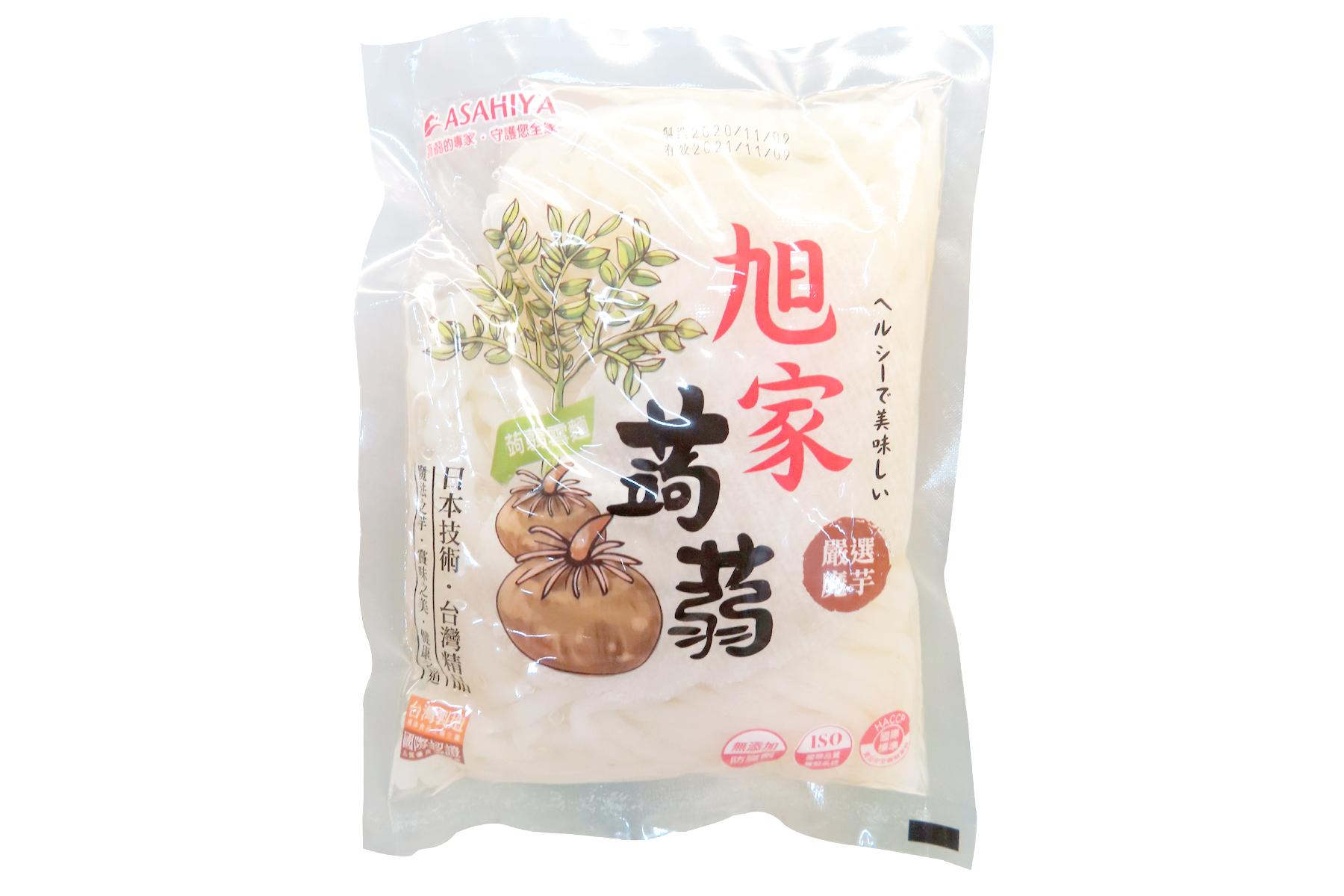 Image Konjac Snow Noodles 旭家 - 蒟弱雪面 300grams