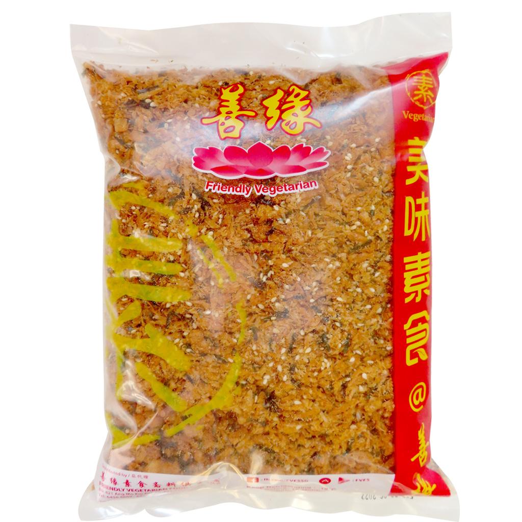 Image Fried Meat 莲厨 - 鲁味菜酥 1000grams