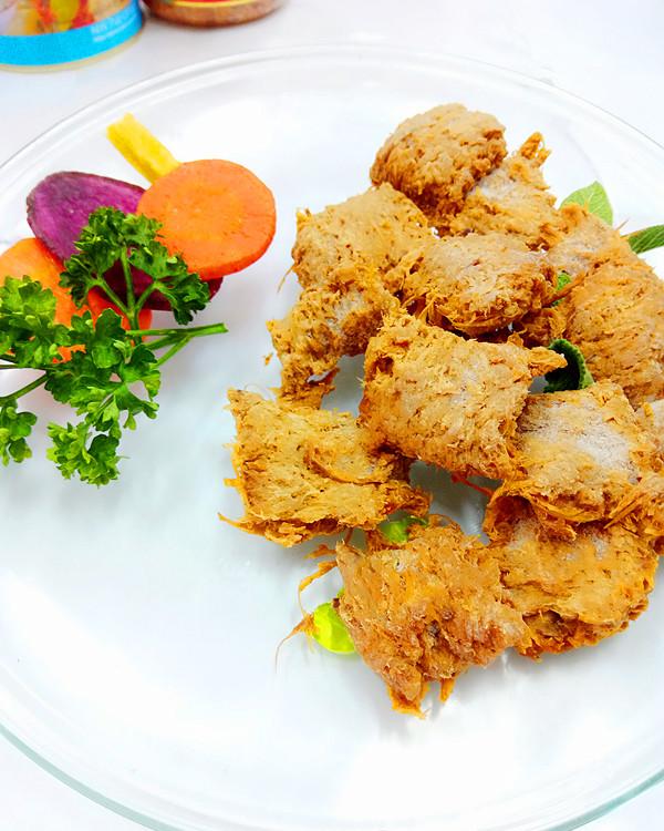 Image Veg Ku Loh Meat 更加好 - 素咕噜肉 1000grams