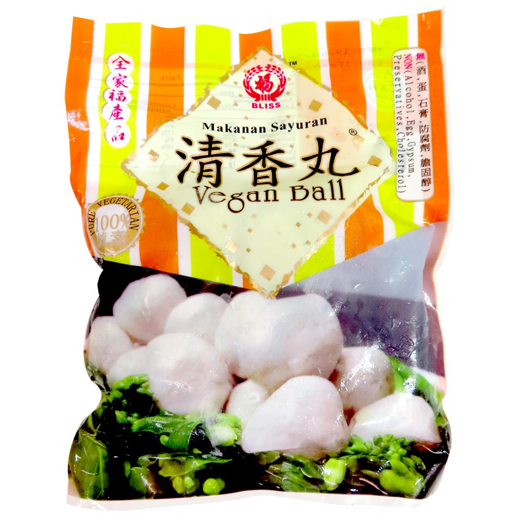 Image Vegan Ball 全家福 - 清香丸 220grams