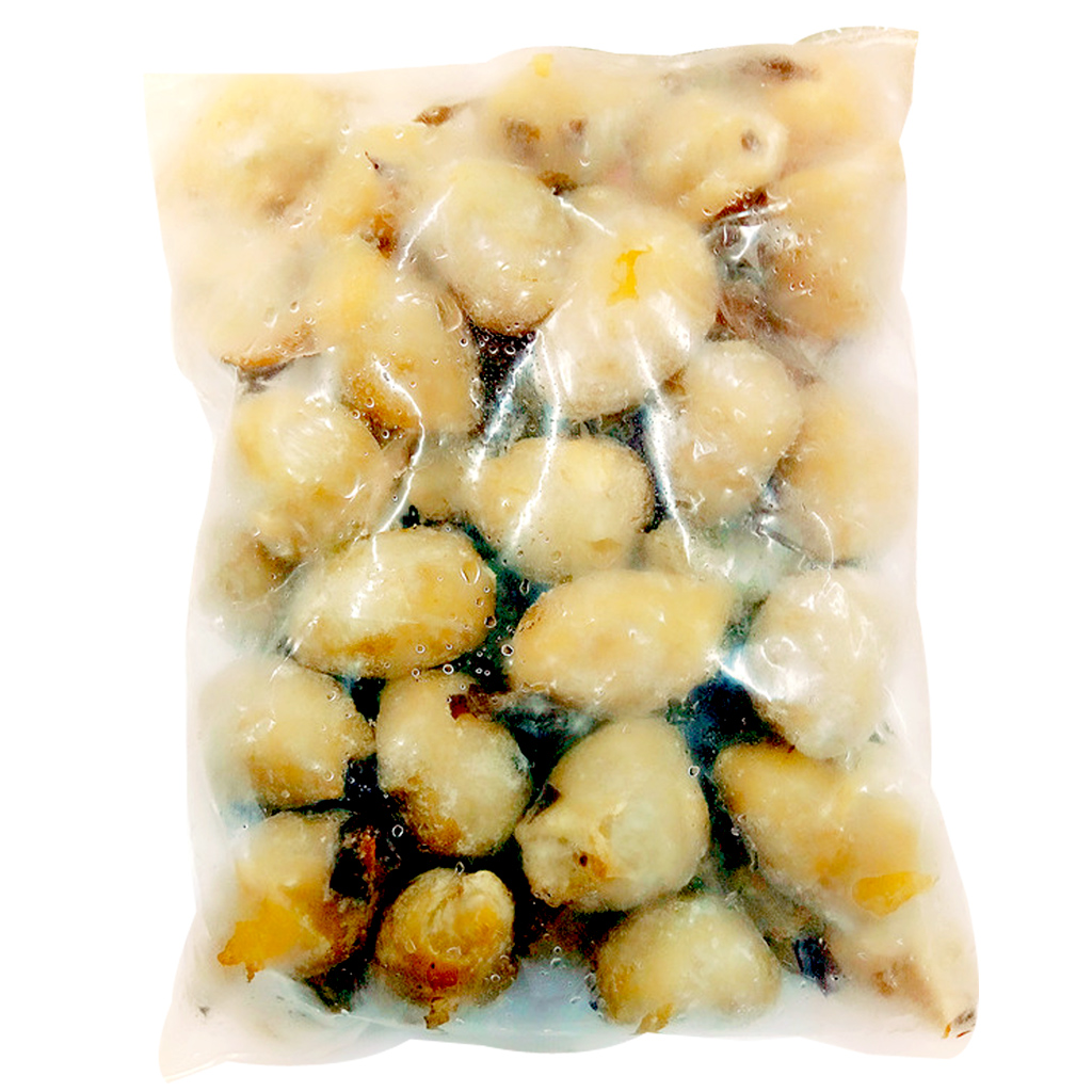 Image Veg Gluten Oyster with black fungus 天品-素蚝仔 500grams