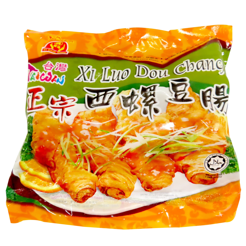 Image Xi Luo Dou Chang 益达兴 - 西螺豆肠 500grams