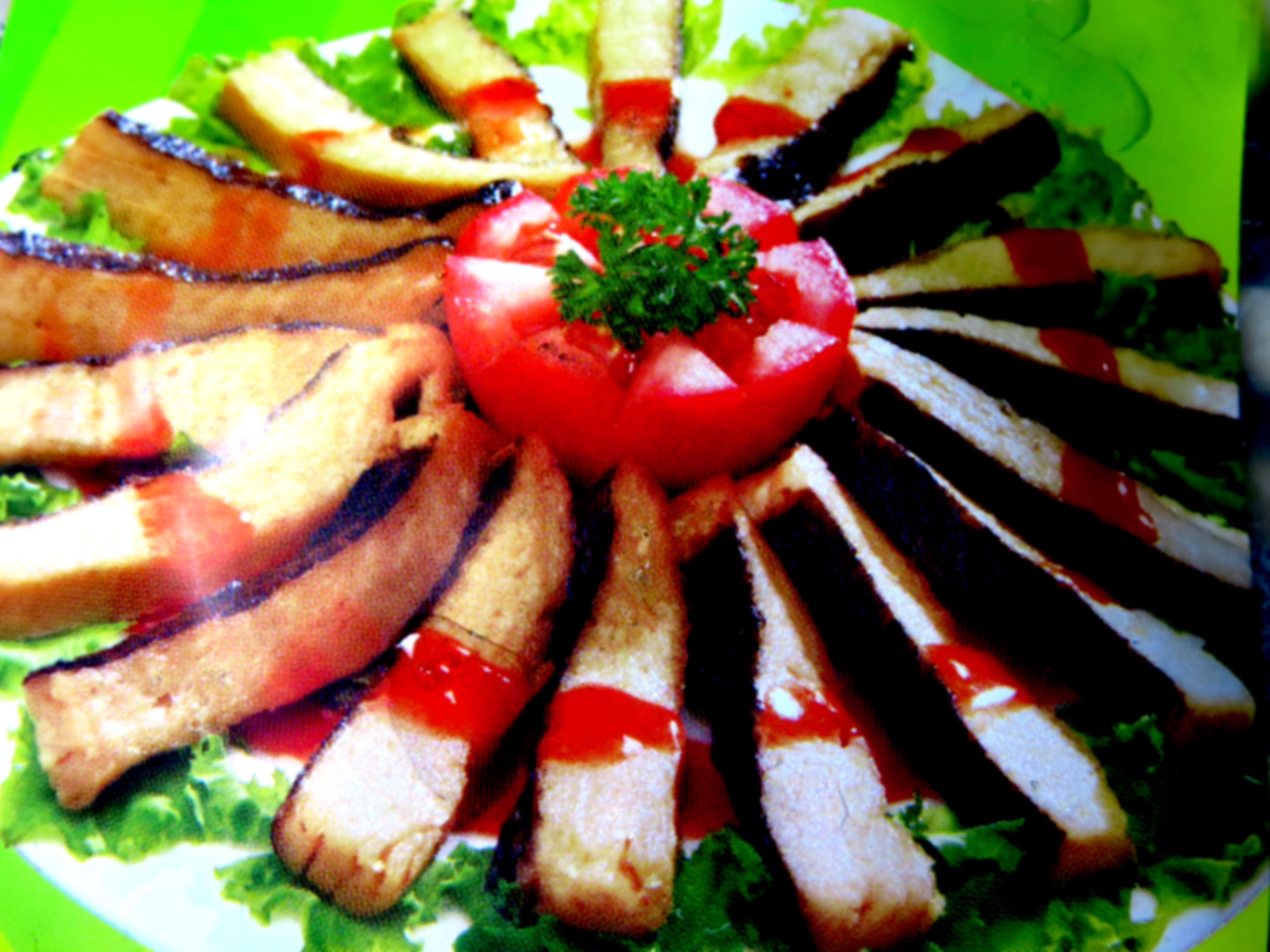 Image Friendly Fish Slice 善缘 - 香酥片片 990grams
