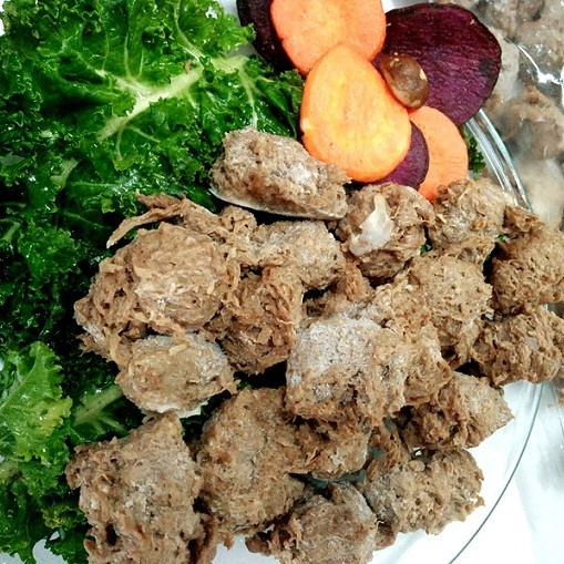 Image Friendly Vegetarian Stewed Mutton 善缘 - 素羊肉 (蛋素)900grams