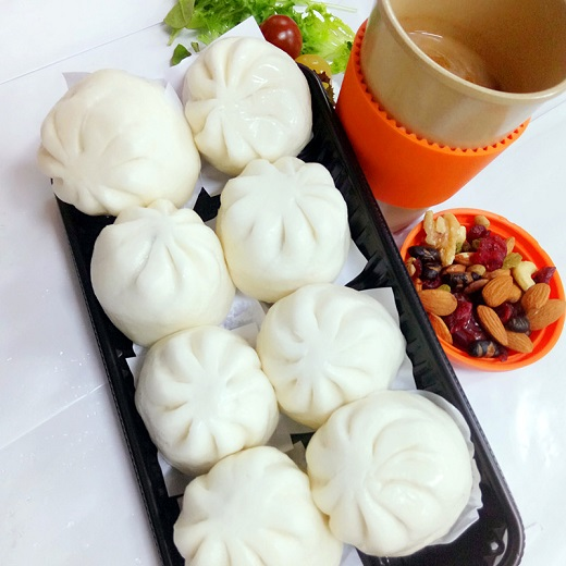 Image Mei Chai Pau 天心-梅菜包 460 grams