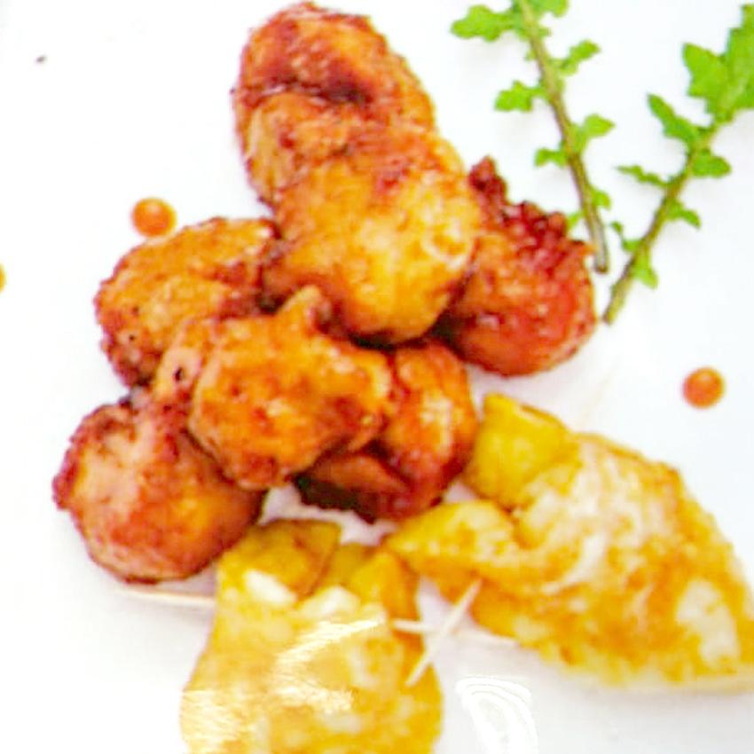Image Vegefarm Karaage Chicken 松珍 - 香酥唐杨 (纯) 260grams