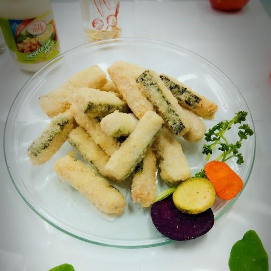 Image Wheat Crispy Fish Finger 善缘 - 小麦香酥鱼柳 500grams
