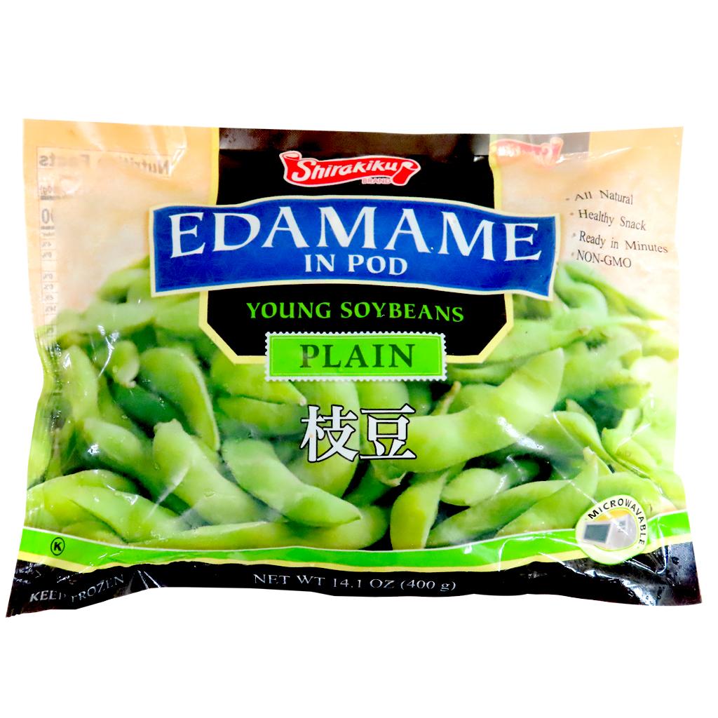 Image Edamame in Pod 枝豆 400 grams