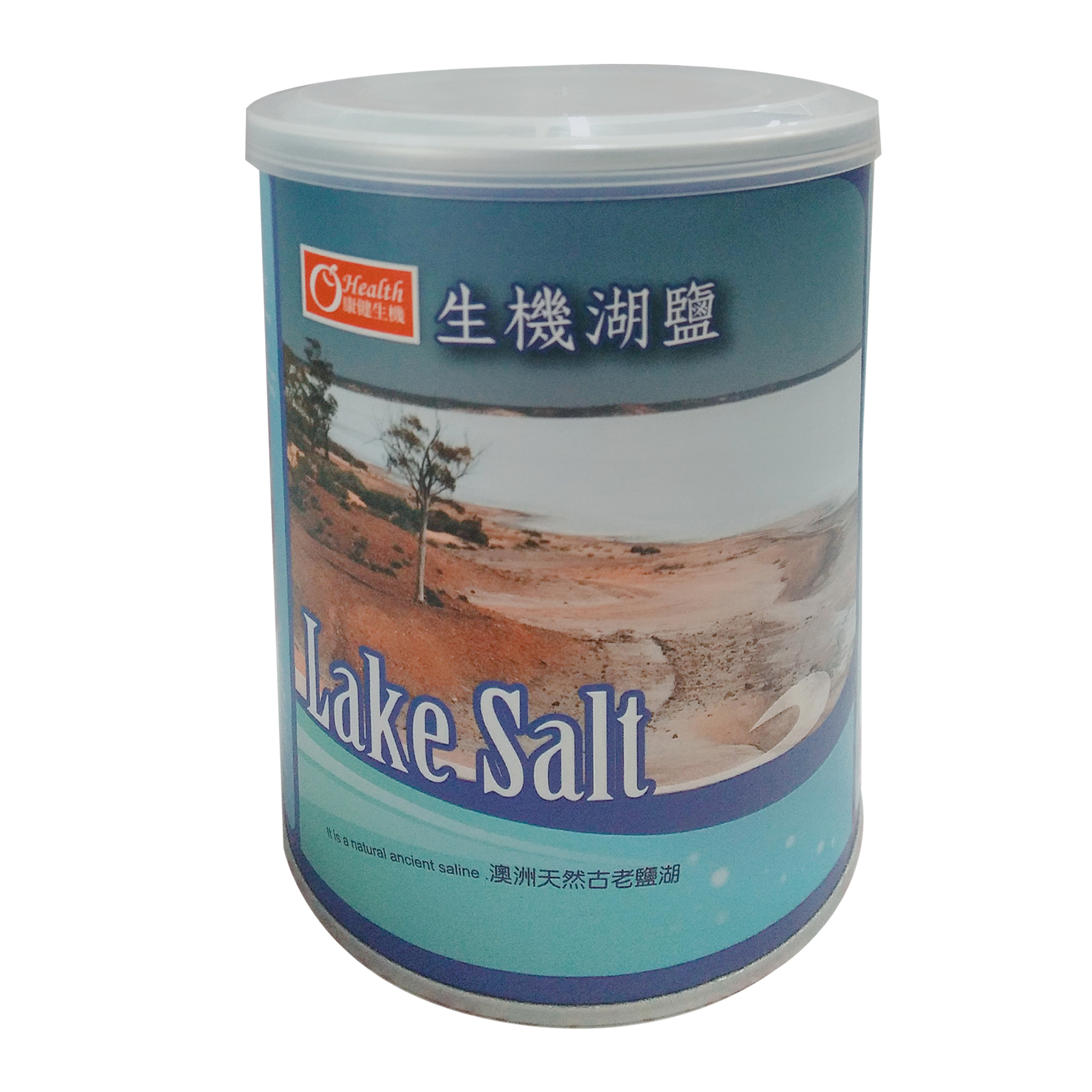 Image Lake Salt 有机生园 - 生机湖盐 600grams
